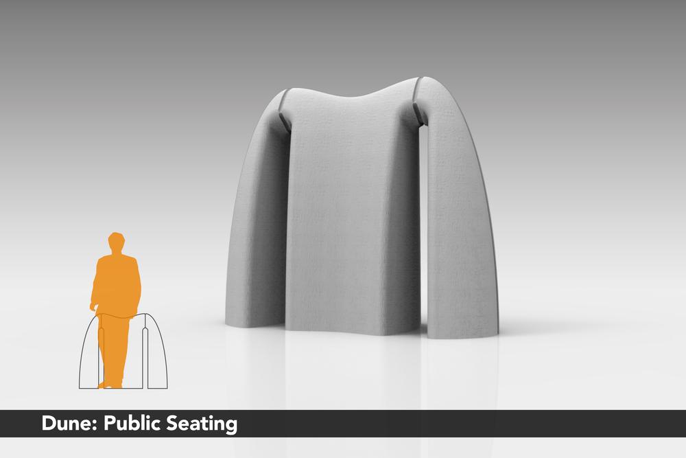Dune: Public Seating