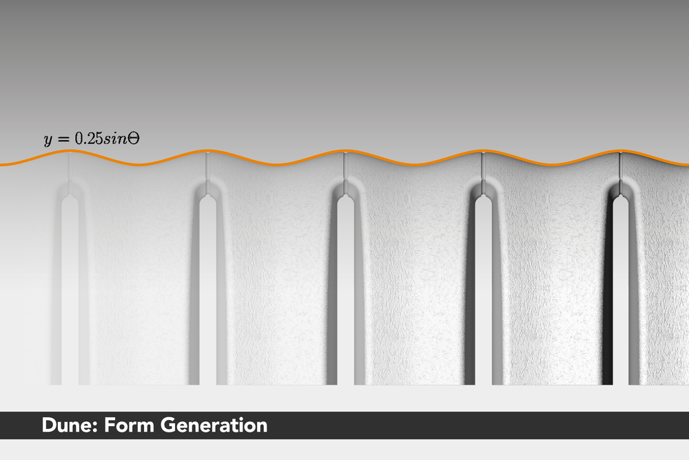 Dune: Form Generation