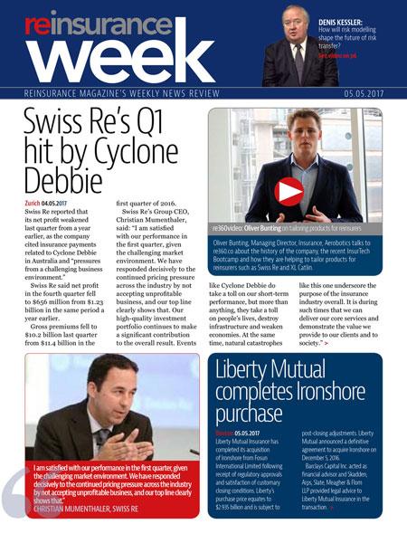 ReWeek 5 May 2017