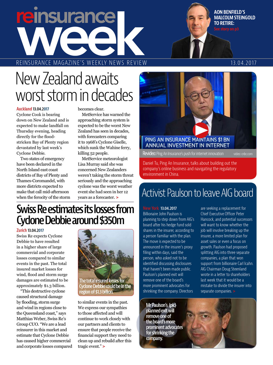 ReWeek 14 April 2017