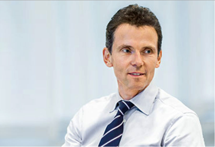 "Thierry Léger, CEO of Swiss Re's Life Capital: ""I am delighted that we partner with a like-minded, long-term investor that will invest with us side-by-side.''"