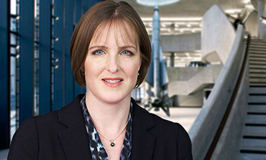 Kate Markham has been appointed as London Market business CEO for Hiscox