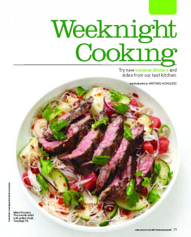 Copyright © 2014 Food Network Magazine