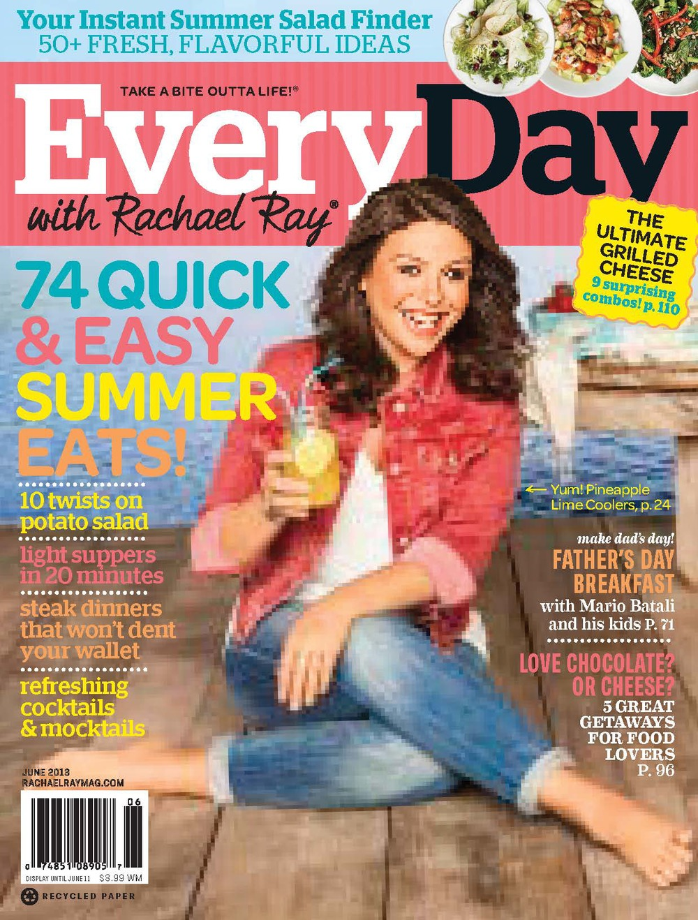 Copyright © Every Day with Rachael Ray Magazine