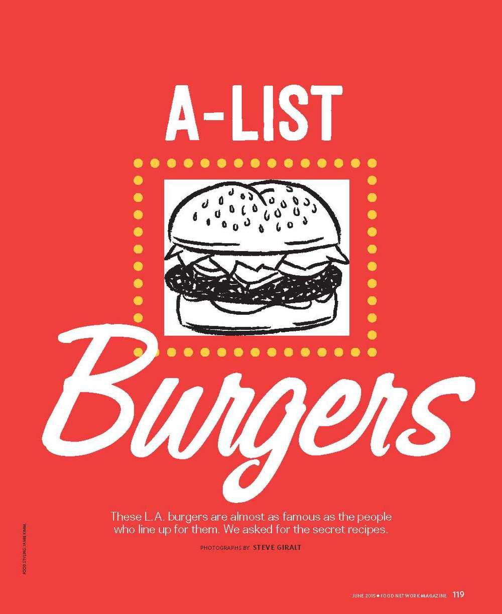 Copyright © 2015 Food Network Magazine