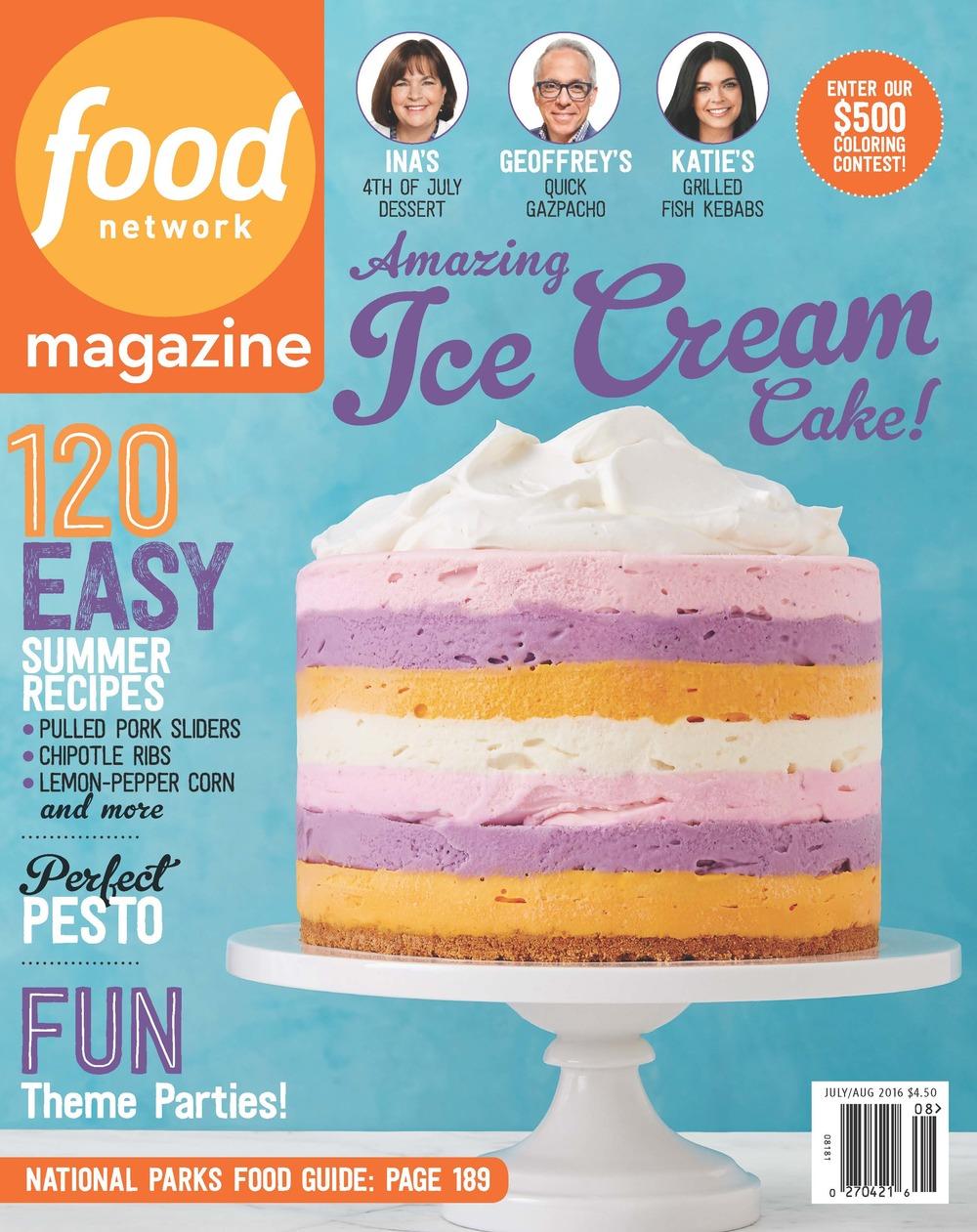 FOOD NETWORK Magazine NOVEMBER 2016 Thanksgiving Issue Bread Bowl Dips Root Vege