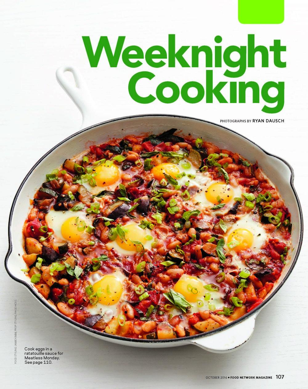 Copyright © 2016 Food Network Magazine