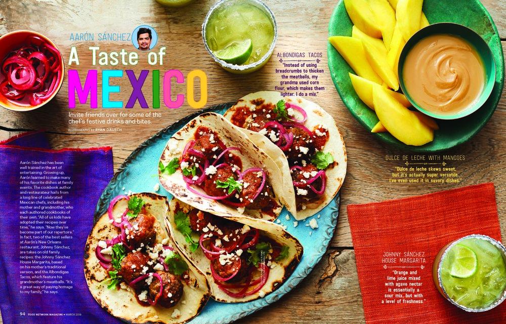 Copyright © 2018 Food Network Magazine