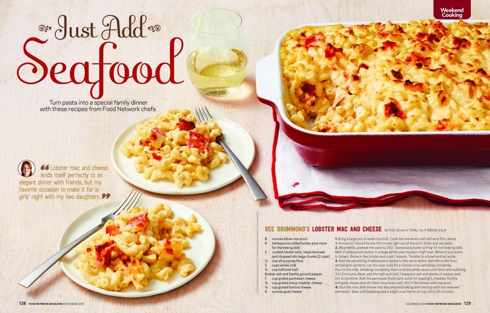 Food Network Magazine Ariana Phillips Tessier