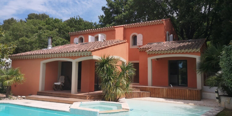 Facades De Maisons En Couleurs quelle couleur de façade pour ma maison provençale d'aix en
