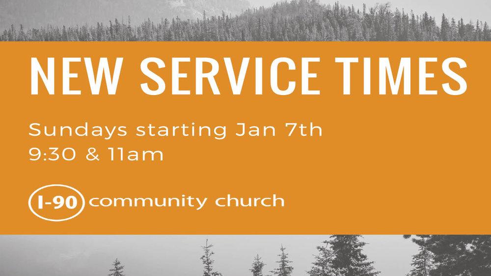 New Service Times Slide.jpg
