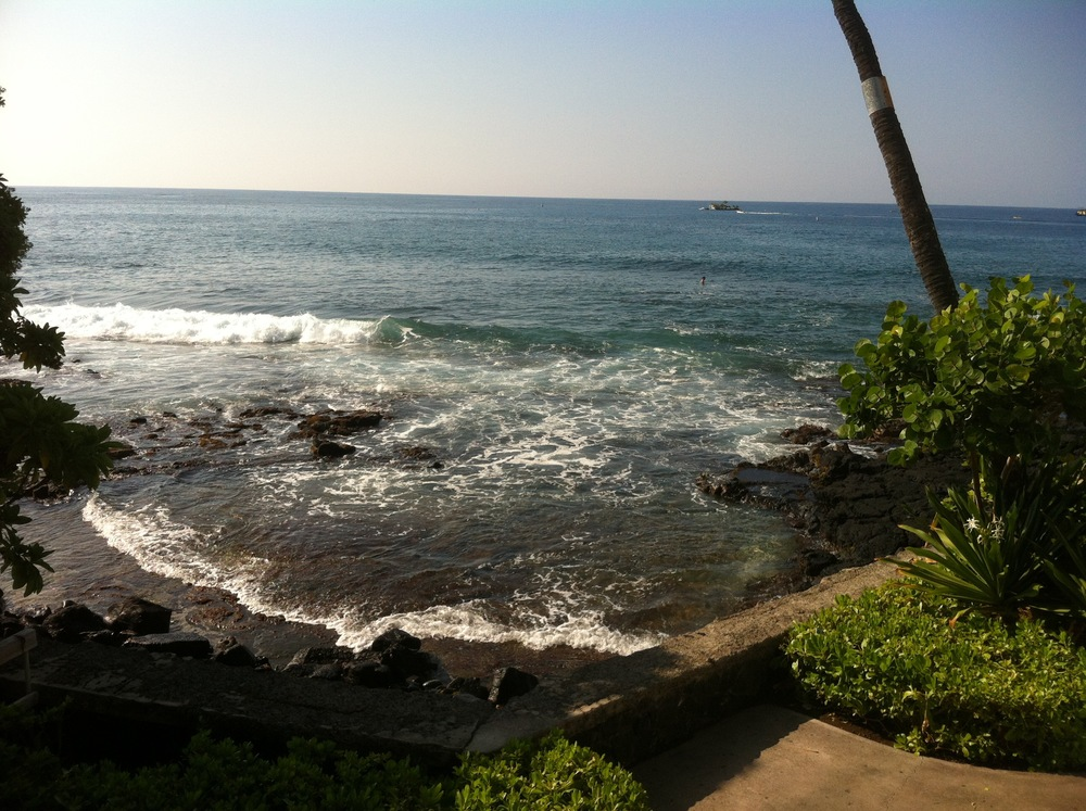 Kona, Hawaii Photo Credit:  Caron Somers
