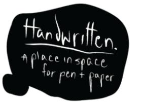 Handwritten Recipe Column