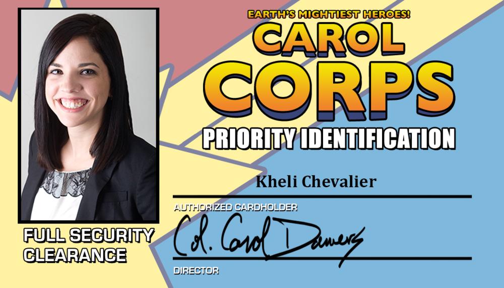 Proud Member of Carol Corps!