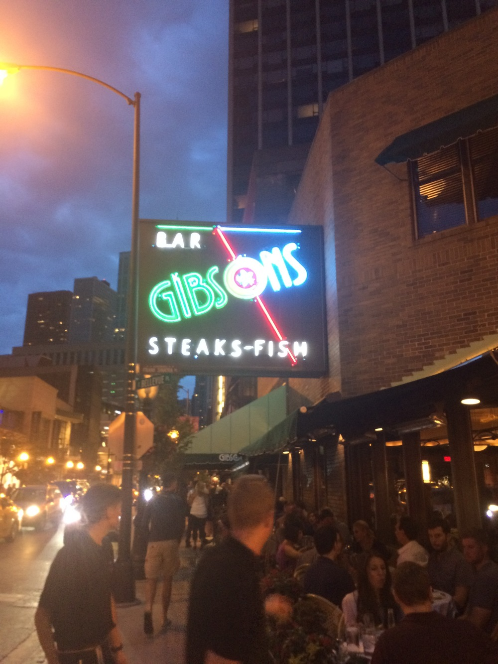 Gibson's, Favorite bar of The League