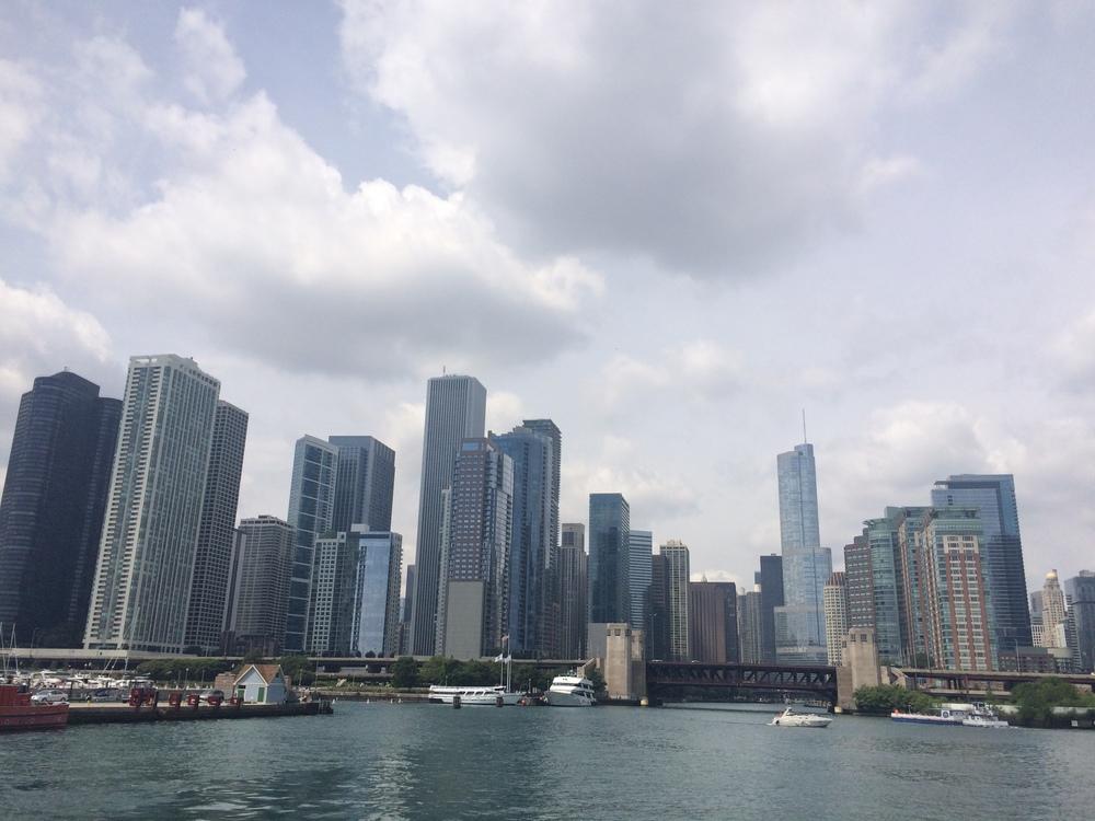 Chicago Skyline, Beautiful!