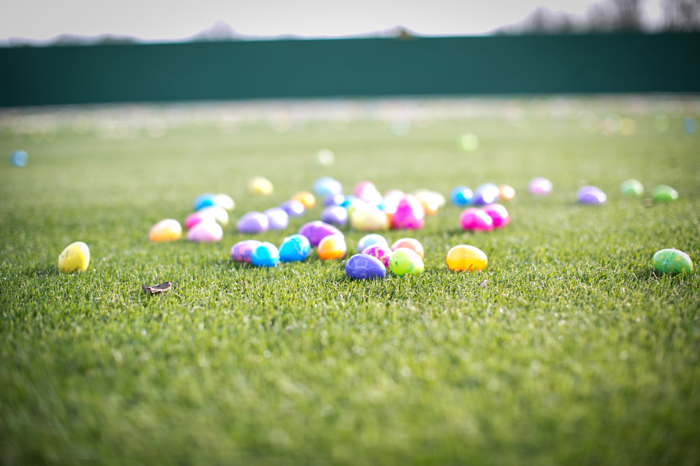 Easter Egg Hunt - Following the service we'll have an Easter egg hunt on the field for our kids, preschool-5th grade.Bags will be provided!