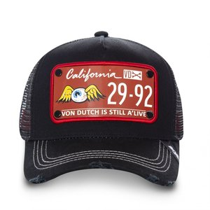 eec6a9f75931f Von Dutch Trucker14 Casquette-Trucker-Homme-Von-Dutch-California-Rouge (1)