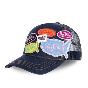 52a4b75e129c97 Von Dutch RETRO TRUCKER ...