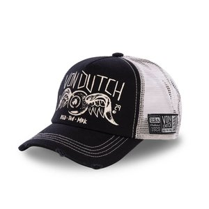 d103a814 Von Dutch Crew Trucker BLK CAP ...