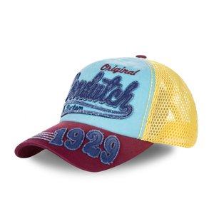 93b0eda214610 Von Dutch John Turquoise baseball cap ...