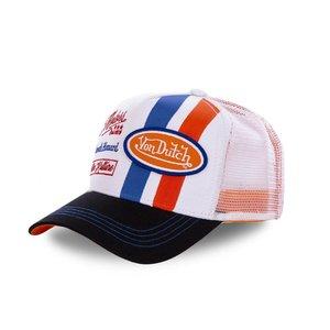 8be0af3b1c766 Von Dutch McQueen Orange Stripe ...