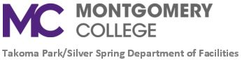 Montgomery College Takoma Park/Silver Spring Department of Facilities