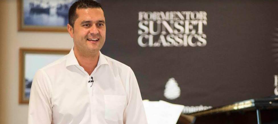 Felipe Aguirre Masterclass