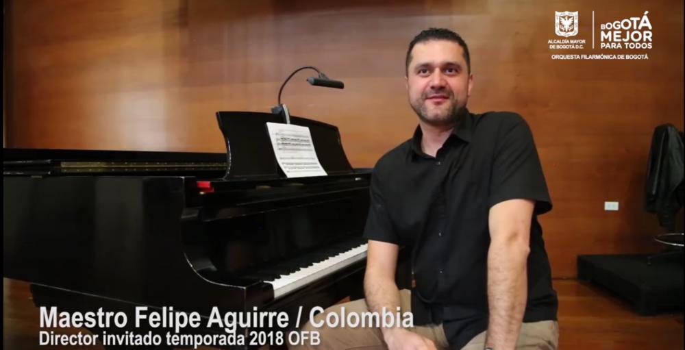 Felipe Aguirre - OFB - Conferencia