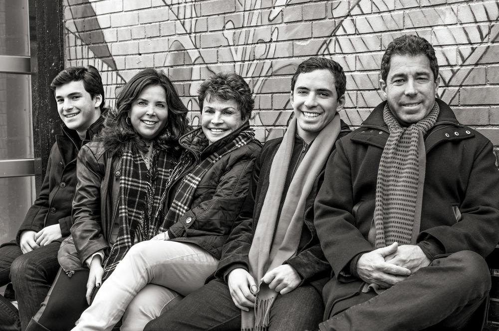 Gilston Family 1bw.jpg