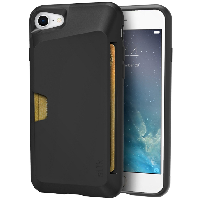 Low Profile Money Clip or Phone Case - Helps keeps things looking tight in skinny jeans. Personally I love the wallet IPhone case made by Silk.