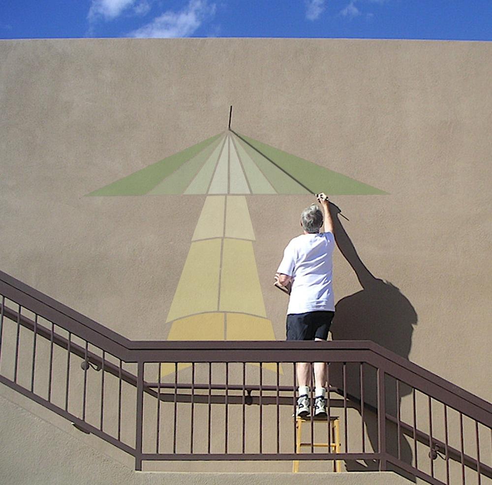 Sundial painting study 26sept07.JPG