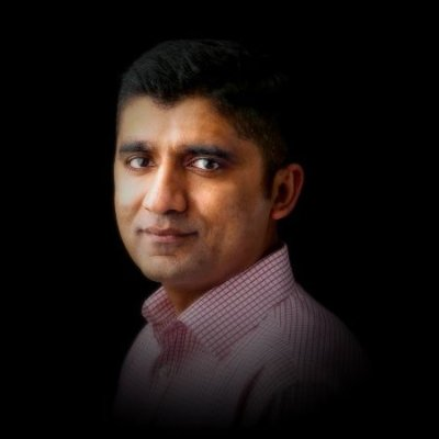 Arun Kumar –    Group Director @ Razorfish