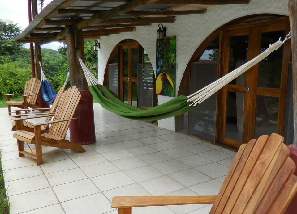 Nothing beats a hammock!