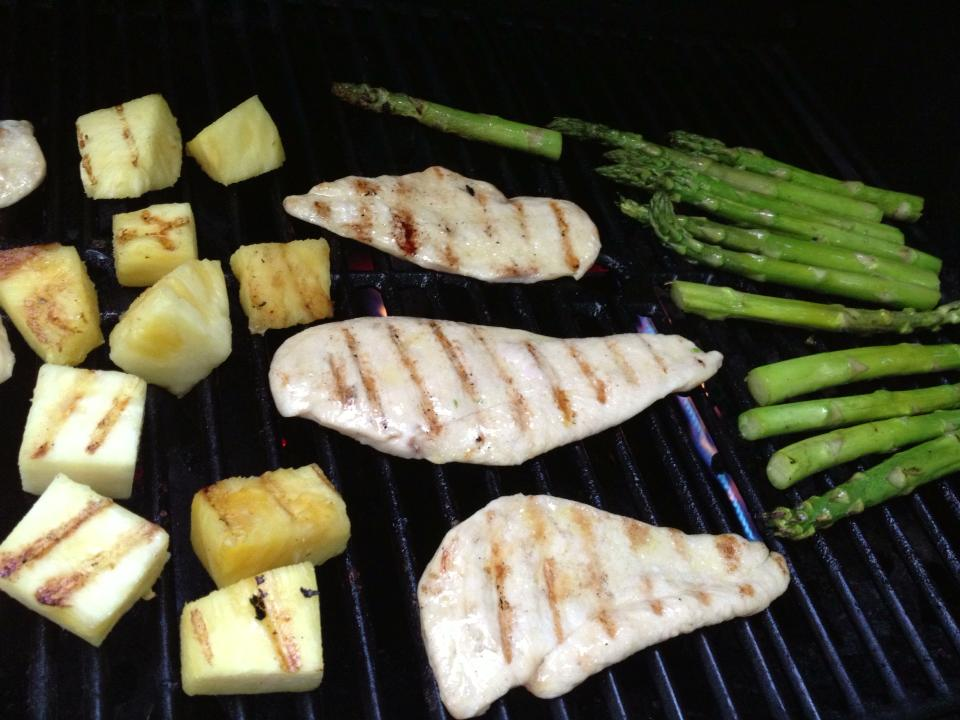 I wish I could grill year-round!