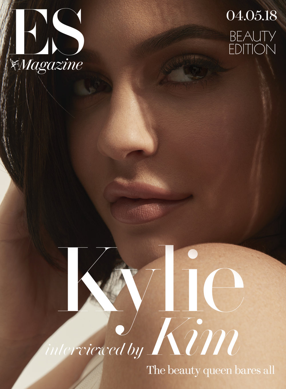 Kylie Jenner for ES MAGAZINE