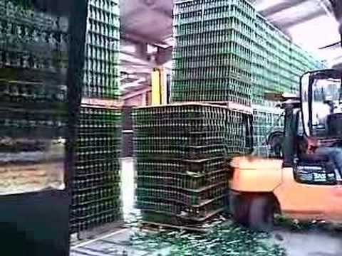 Forklift accident are too common in breweries