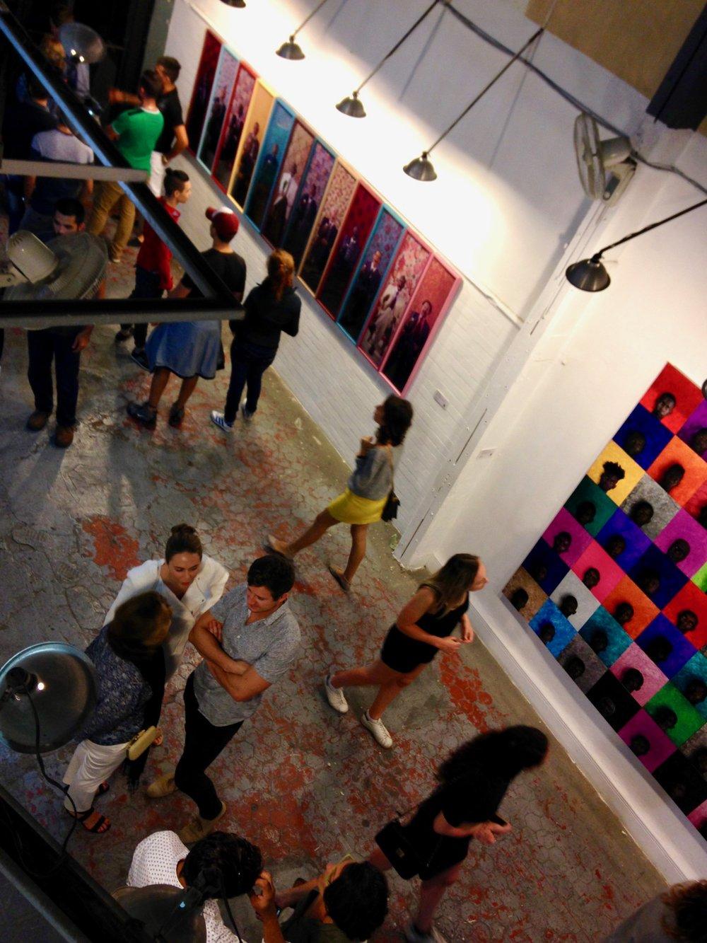 Fábrica de Arte Cubano. Photo by J. Austria
