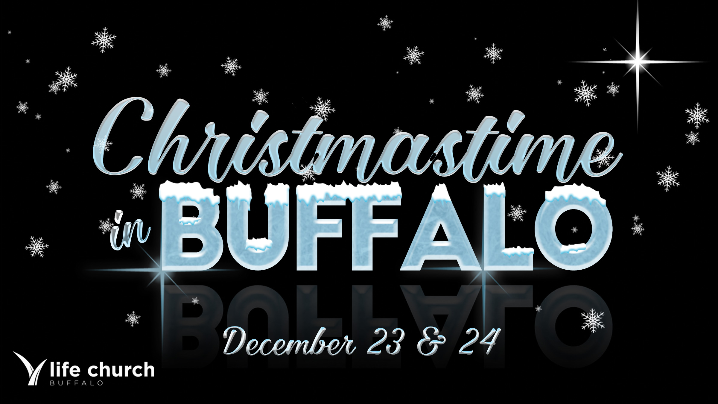 Christmastime In Buffalo: What Heaven Saw