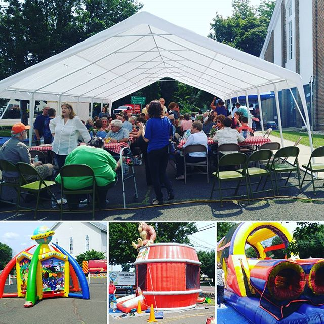 Food, fun, and fellowship at our Grand Opening, what a great day!