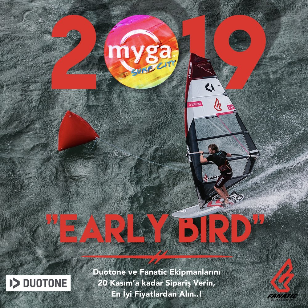 Myga Early Bird 2019
