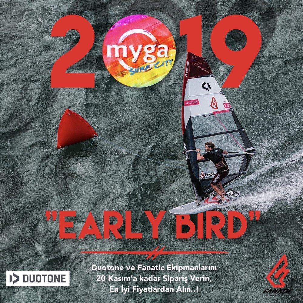 Myga Early Bird Kampanyası 2019