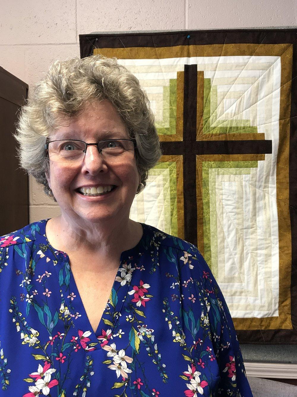 Pastor Ann Wasson -