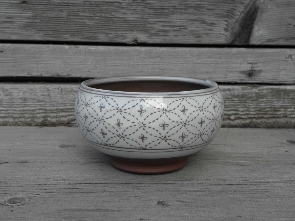Small Lace Soup Bowl