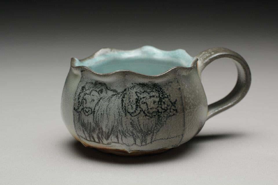 Muskox Mug