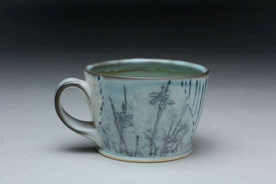 Delicate Blooms Mug
