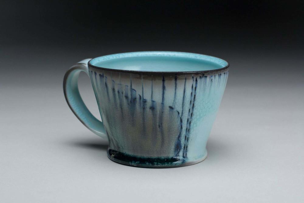 Botanical Blur Mug