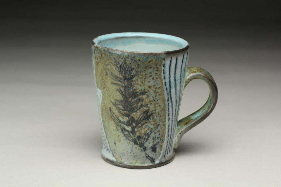 First Leaves Mug
