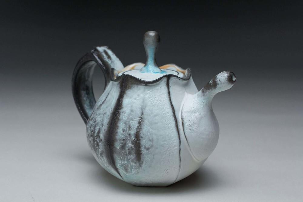 Glacier Teapot
