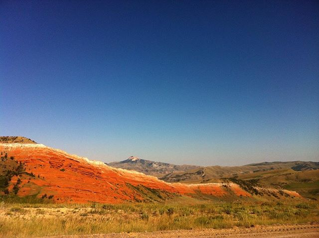 I got lost in Wyoming this one time  #nofilter